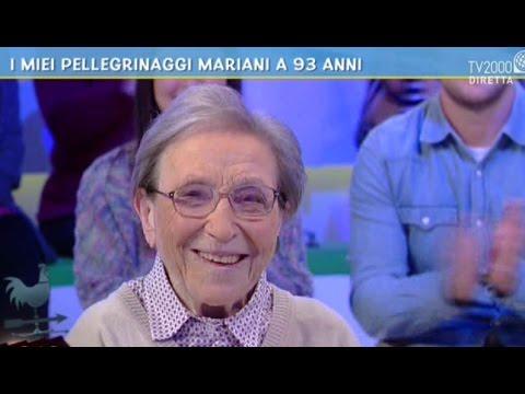 Emma Morosini: la nonna pellegrina