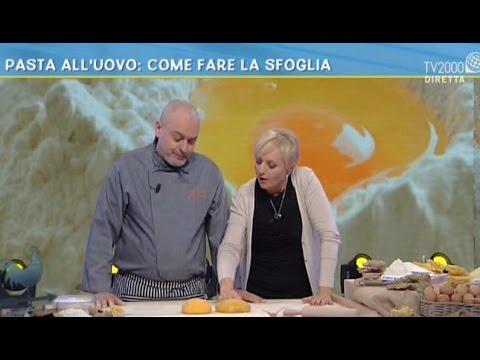 Pasta all'uovo: l'importanza della farina, come fare la sfoglia