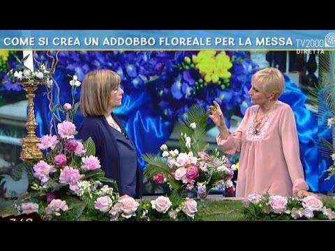 Come si crea un addobbo floreale per la Messa
