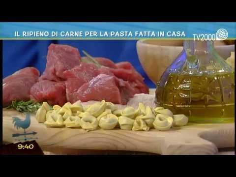 Il ripieno di carne per la pasta fatta in casa