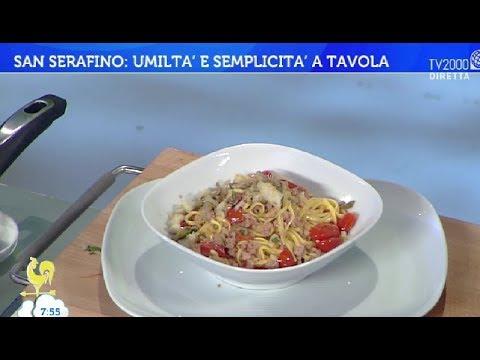 La cucina dei santi: San Serafino