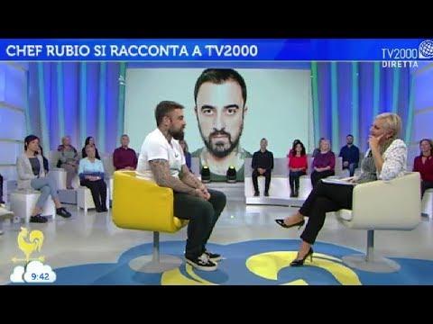 Chef Rubio si racconta a TV2000