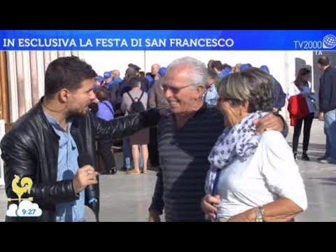 In diretta dalla Basilica di San Francesco d'Assisi