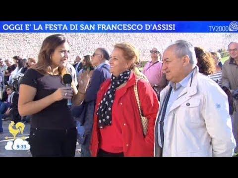 La festa di San Francesco d'Assisi