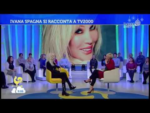 Ivana Spagna si racconta a TV2000