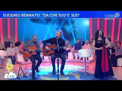 Eugenio Bennato presenta il suo nuovo album a Bel tempo si spera