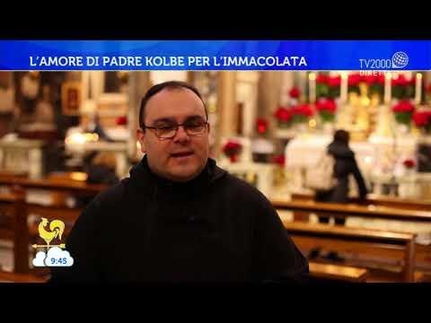L'amore di Padre Kolbe per l'Immacolata