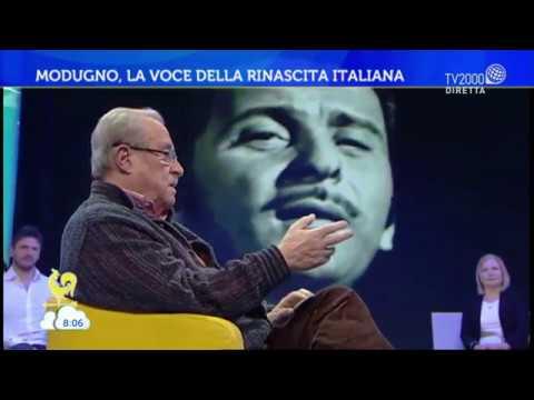 90 anni fa nasceva Domenico Modugno