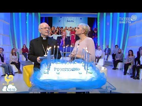 TV2000 compie 20 anni, ospite Mons. Galantino