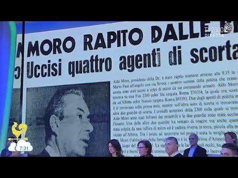 il 16 marzo 1978 la strage di Via Fani