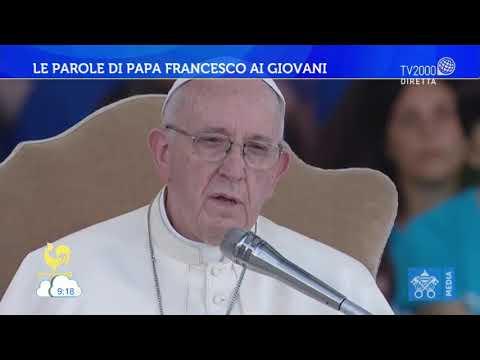Le parole di Papa Francesco ai giovani