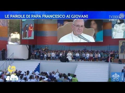 Le parole di Papa Francesco ai giovani: l'importanza dell'ottimismo