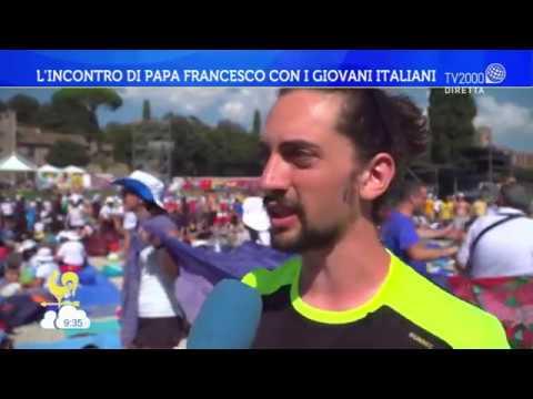 L'incontro di Papa Francesco con i giovani italiani: il racconto dei ragazzi