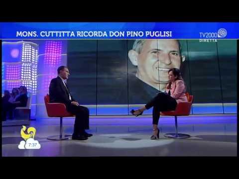 Mons. Carmelo Cuttitta ricorda Don Pino Puglisi