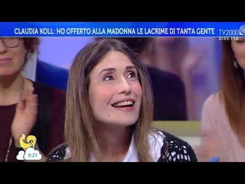 """Claudia Koll: """"Vi racconto la mia devozione alla Madonna"""""""