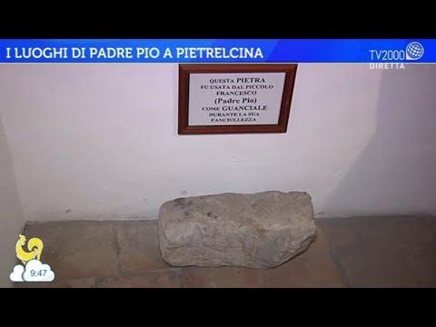 I luoghi di Padre Pio a Pietrelcina