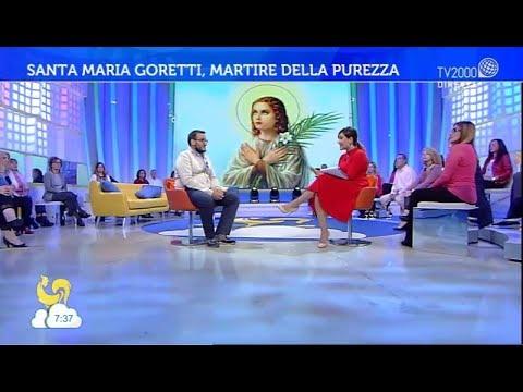 128 anni fa nasceva Santa Maria Goretti
