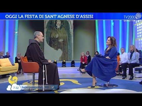 La festa di Sant'Agnese d'Assisi