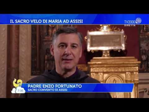Il Sacro Velo di Maria ad Assisi