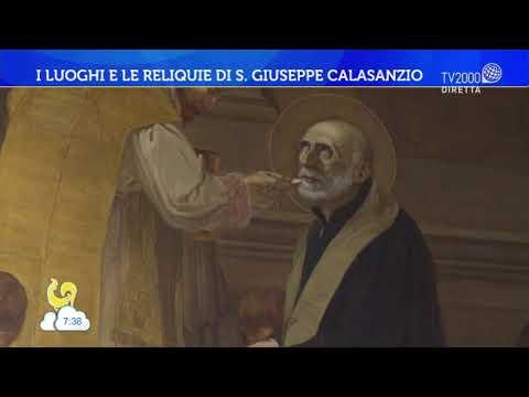 I luoghi e le reliquie di San Giuseppe Calasanzio
