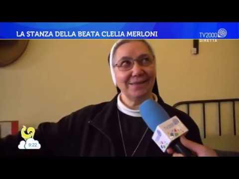 La stanza della Beata Clelia Merloni