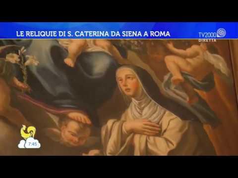 Le reliquie di S. Caterina da Siena a Roma
