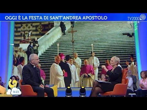 La festa di Sant'Andrea Apostolo