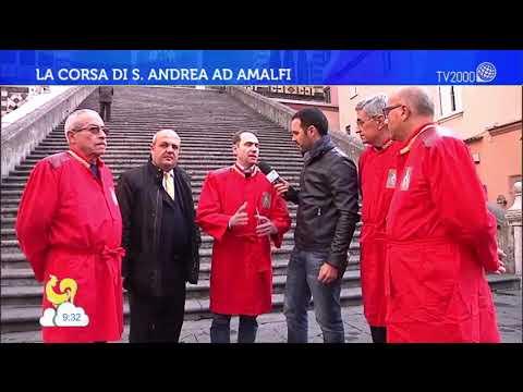 La corsa di S. Andrea ad Amalfi