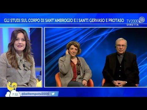 Gli studi sul corpo di Sant'Ambrogio e dei santi Gervaso e Protaso