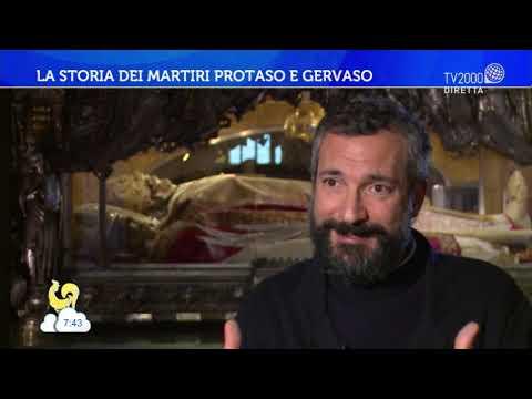 La storia dei martiri Protaso e Gervaso