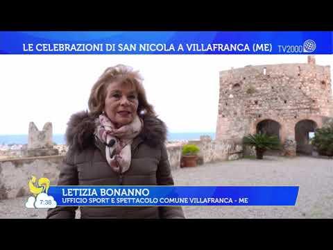 Le celebrazioni di San Nicola a Villafranca (ME)