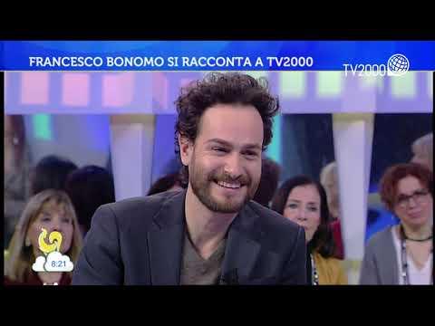 Francesco Bonomo si racconta a Tv2000