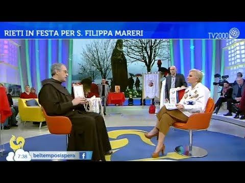 I santi francescani: Santa Filippa Mareri