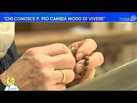 Chi conosce Padre Pio cambia modo di vivere