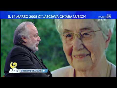 Chiara Lubich, fondatrice del Movimento dei Focolari