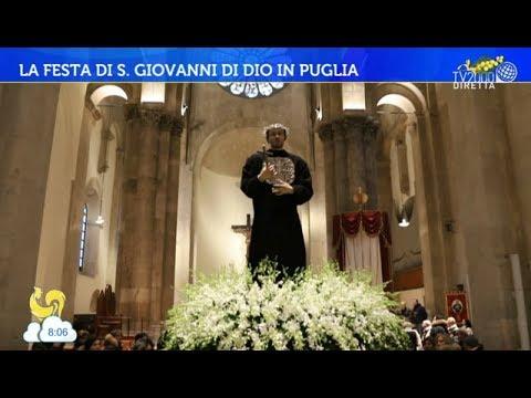 La festa di S. Giovanni Di Dio in Puglia