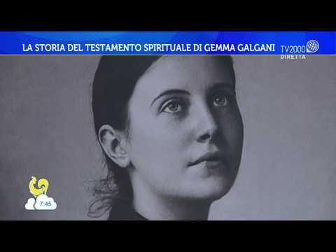La storia del testamento spirituale di Gemma Galgani