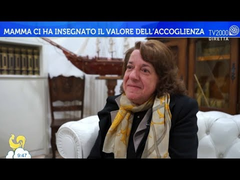 """Il racconto della figlia di Natuzza Evolo: """"Mamma ci ha insegnato il valore dell'accoglienza"""""""