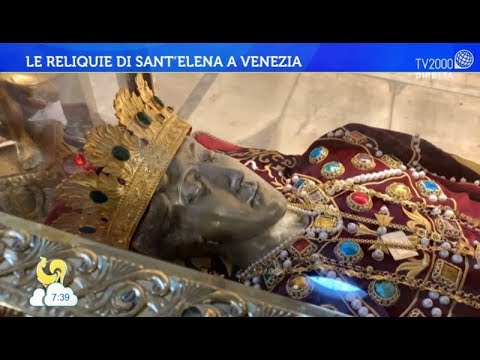 Le reliquie di Sant'Elena a Venezia