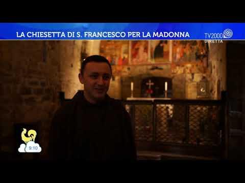 S. Francesco D'Assisi: innamorato della Vergine Maria