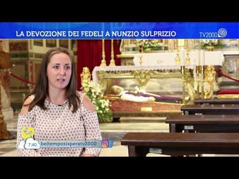 La devozione dei fedeli a Nunzio Sulprizio