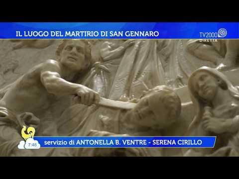 Il luogo del martirio di San Gennaro