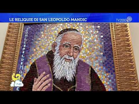 Le reliquie di San Leopoldo Mandic
