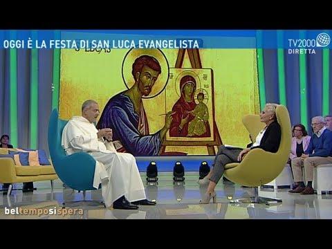 La festa di San Luca Evangelista