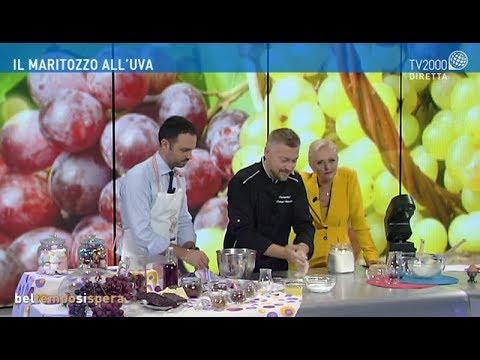 Il dolce col mosto d'uva