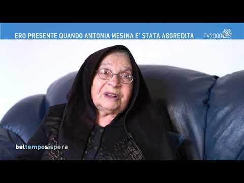 Ero presente quando Antonia Mesina è stata aggredita