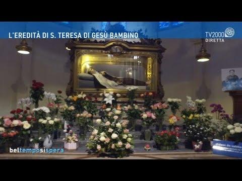 L'eredità di Santa Teresa di Gesù Bambino