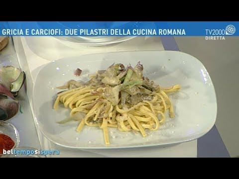 Lo chef Paolo Cacciani porta a tavola la tradizione romana