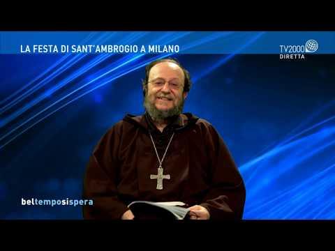 Ambrogio, il Santo patrono di Milano