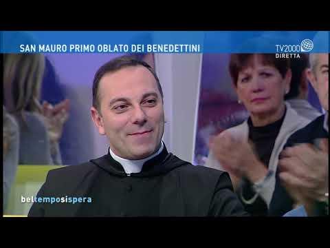 San Mauro discepolo di San Benedetto